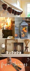 Fall decor: Fall decor
