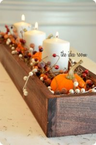 Inspirational Holiday Table Setting  Centerpiece Ideas... I want a box like this to use for every holiday!: Inspirational Holiday Table Setting  Centerpiece Ideas... I want a box like this to use for every holiday!