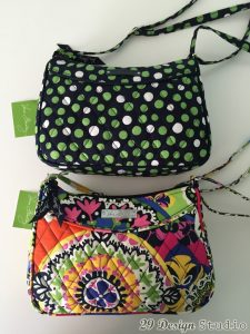 Diaper Clutch Vera Bradley Purse Crossbody bag