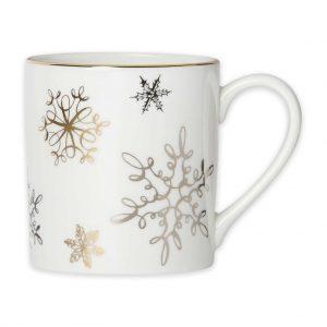 Kate Spade Christmas Mug