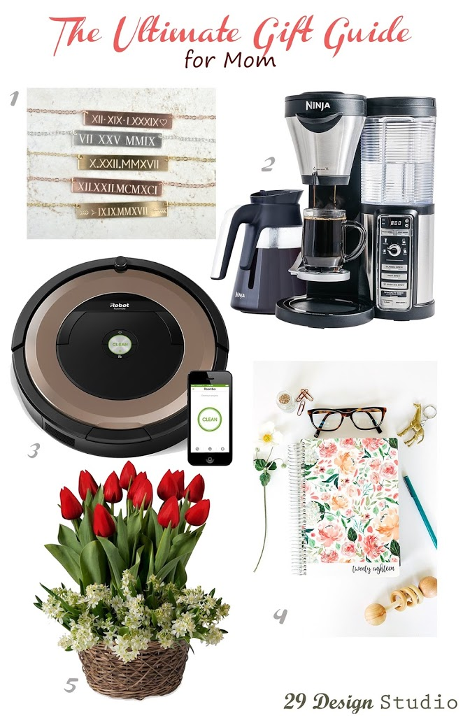 The Ultimate Gift Guide for any style Mom