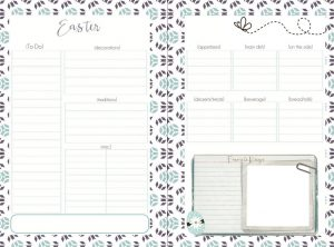 Perfect Wife Planner
