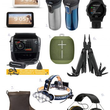 Men's Christmas Gift Guide