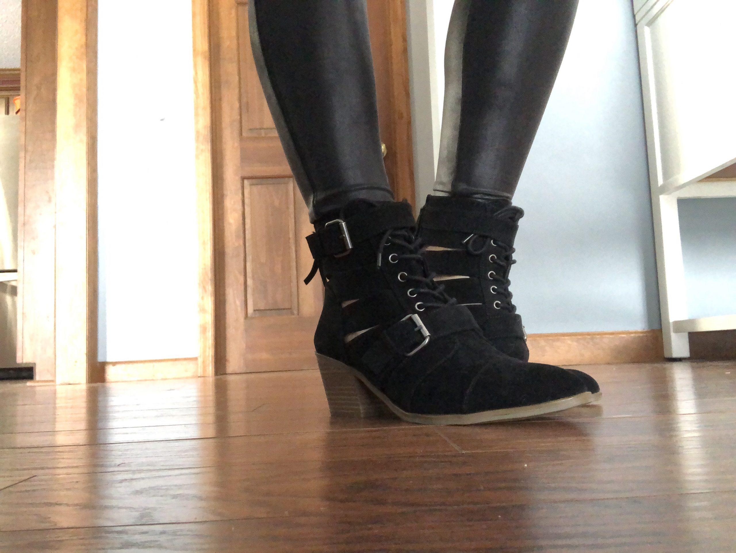 Chloe Rylee boot Target dupe