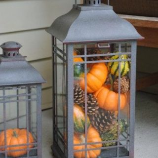 Traditional Fall Decor Roundup
