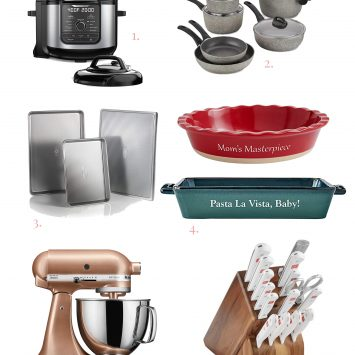 Christmas Gift Guide 2019: The Foodie